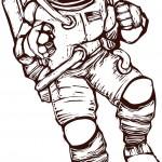מרחף בחלל