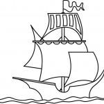 ספינת דייג לצביעה