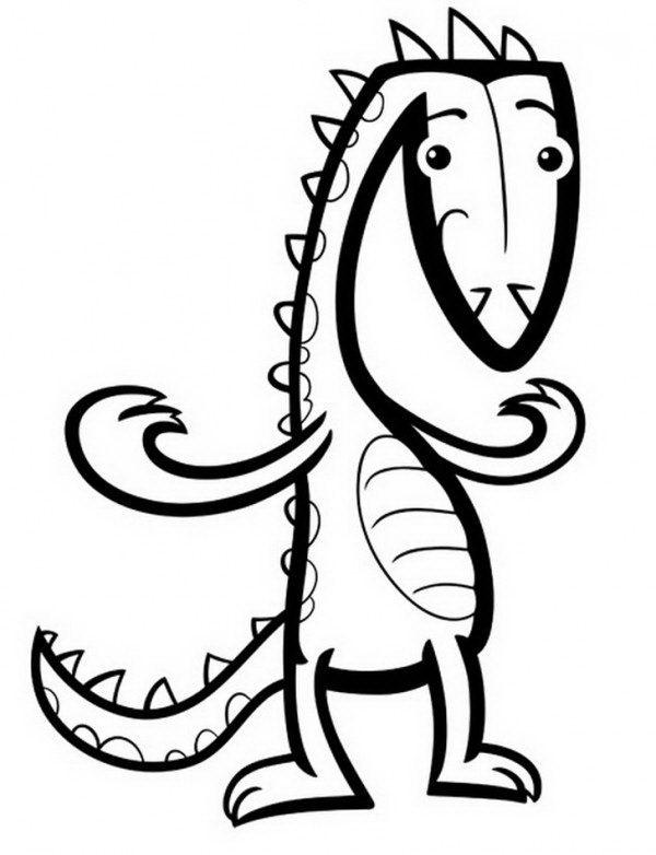 דינוזאור קטן וחמוד