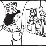 מלכת אסתר לצביעה