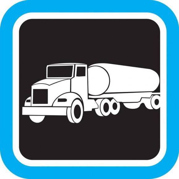 דפי צביעה להורדה של שלל מכוניות כמו המשאית הגדולה והמרשימה הזאת אותה ניתן לצבוע בכיף.