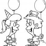 ילדים חמודים חוגגים יום הולדת