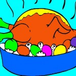 המנה הכי טעימה – לאכול או לצבוע?