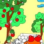 סתיו ביער – נא להכיר צבעים מיוחדים